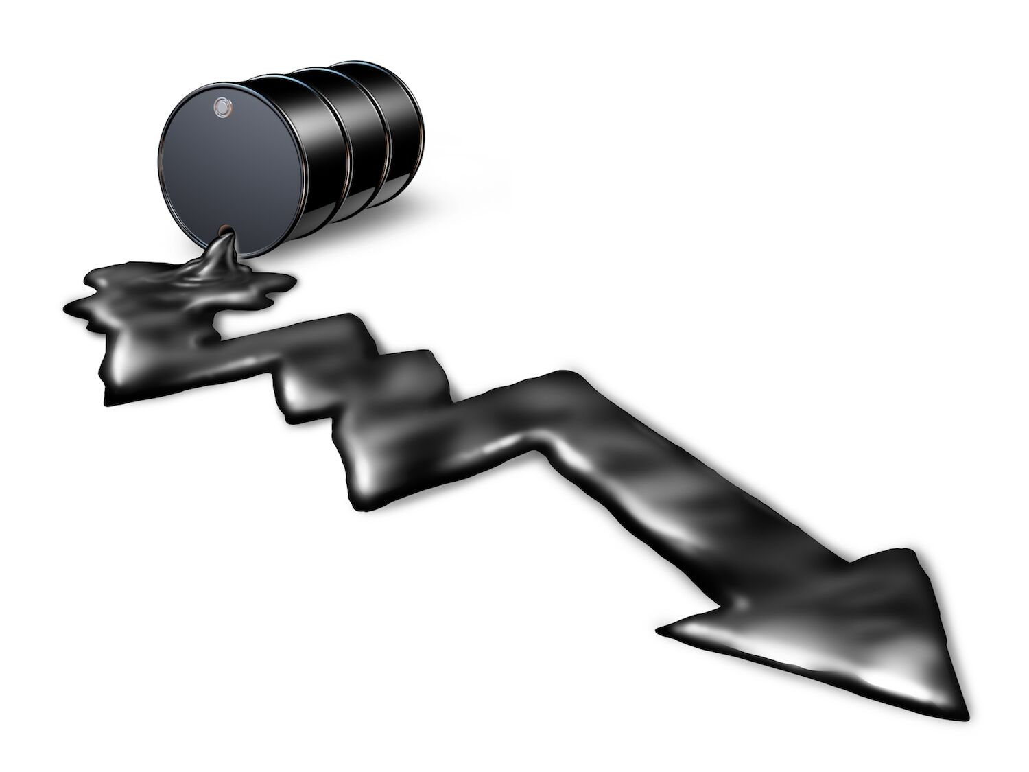 WTI crude oil price slides: where is support? + two potential oil equity plays