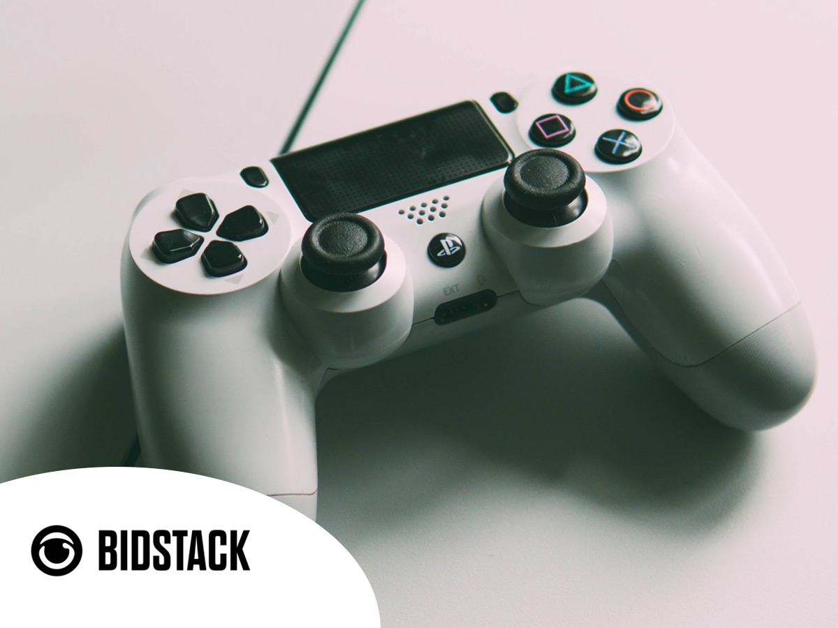 Bidstack signs contract with Codemasters to provide native in-game advertising (BIDS, CDM)