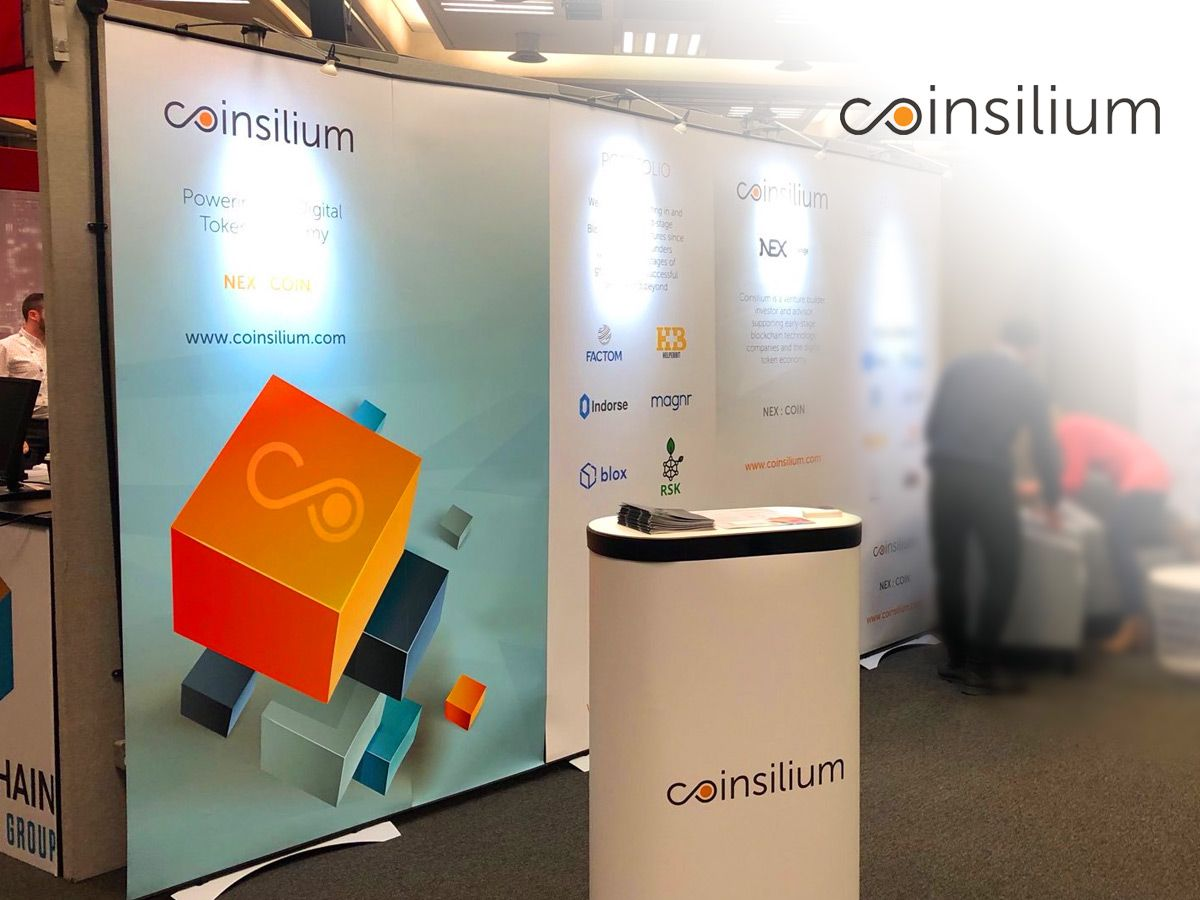Coinsilium's Chairman Malcolm Palle on the 'massive opportunities' in blockchain as firm adjusts strategic focus (COIN)