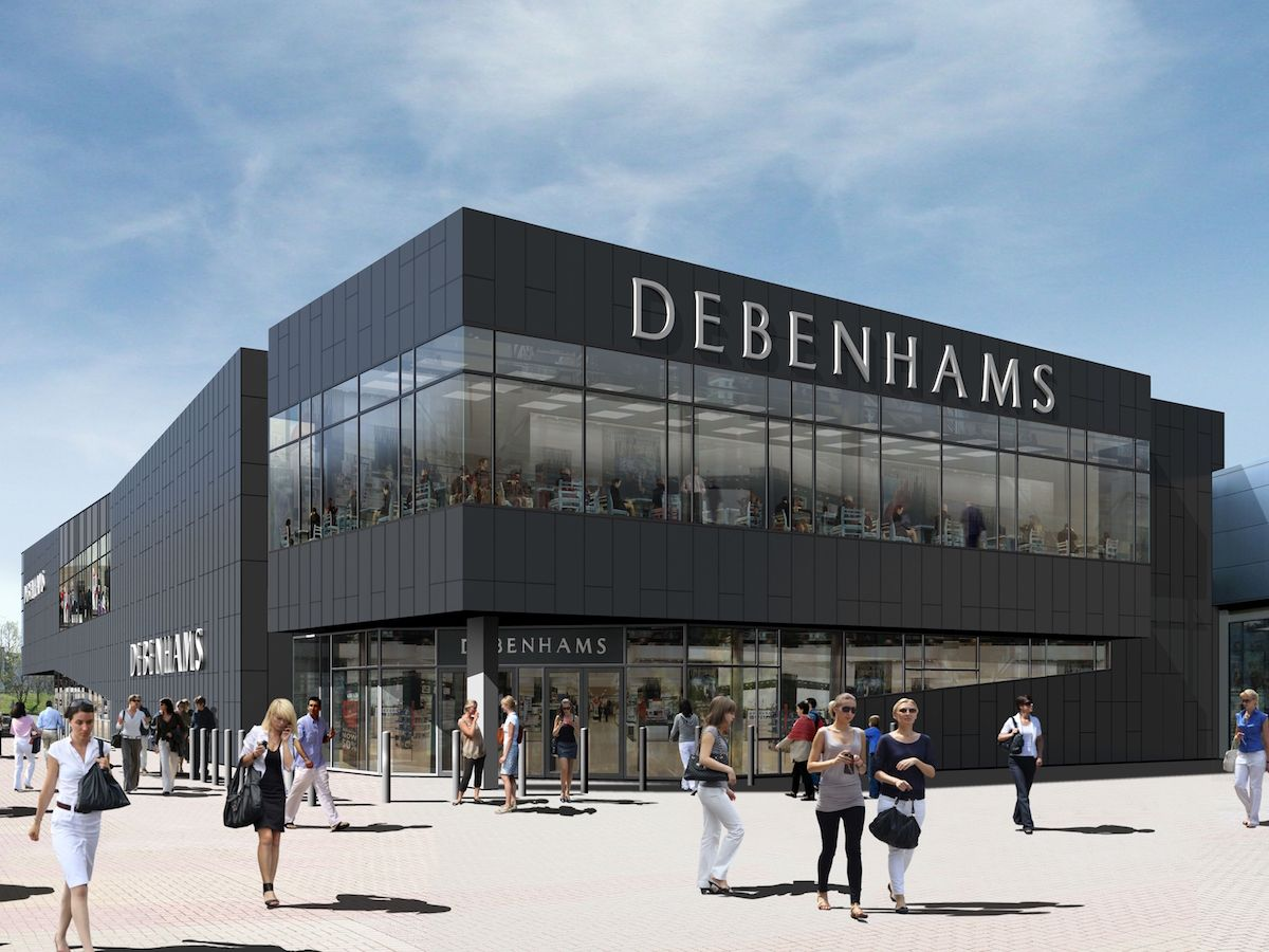 Debenhams on verge of administration after rejecting last-minute Sports Direct bid (DEB)