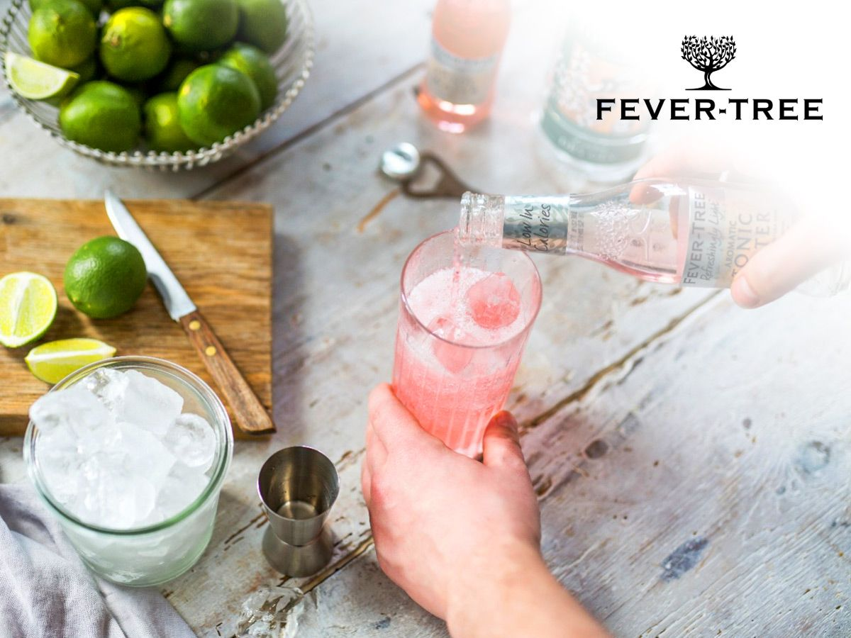 Fevertree sales sparkle as global demand for premium mixers continues to soar (FEVR)