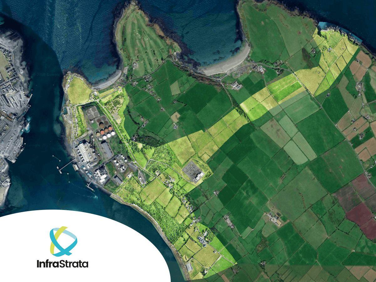 Infrastrata advances after revealing partnering progress at Islandmagee (INFA)