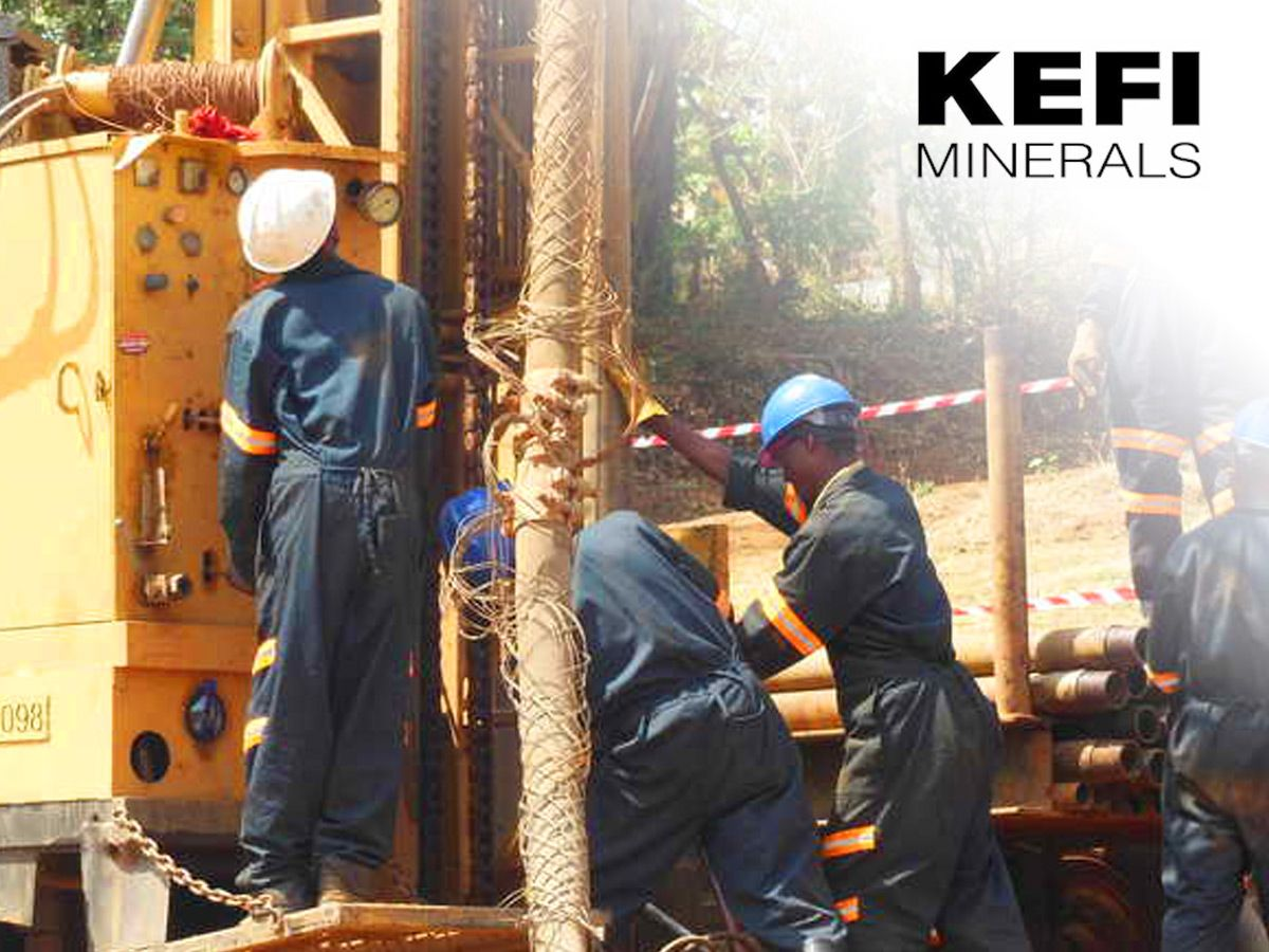 Kefi Minerals secures agreement for minimum US$30m investment from ANS Mining – Is bottom in? (KEFI)