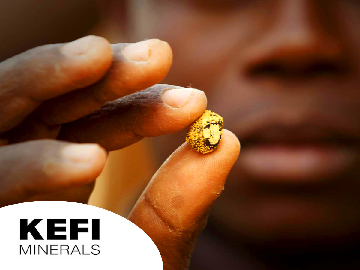 KEFI Minerals on last week's 'watershed' financing for flagship Ethiopian gold project (KEFI)