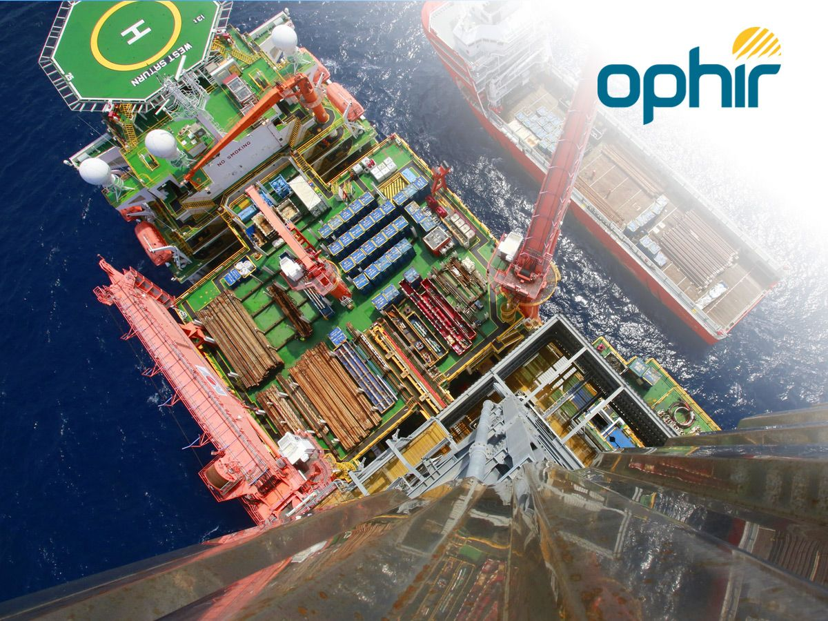Medco reveals improved 57.5p per share final offer for Ophir Energy (OPHR)