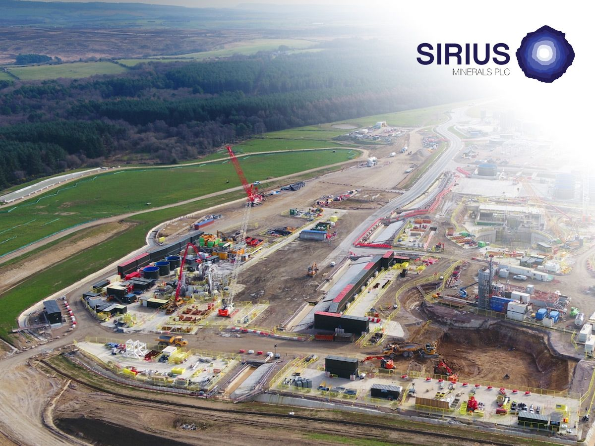 Sirius Minerals tanks as mine costs climb by up to $600m (SXX)
