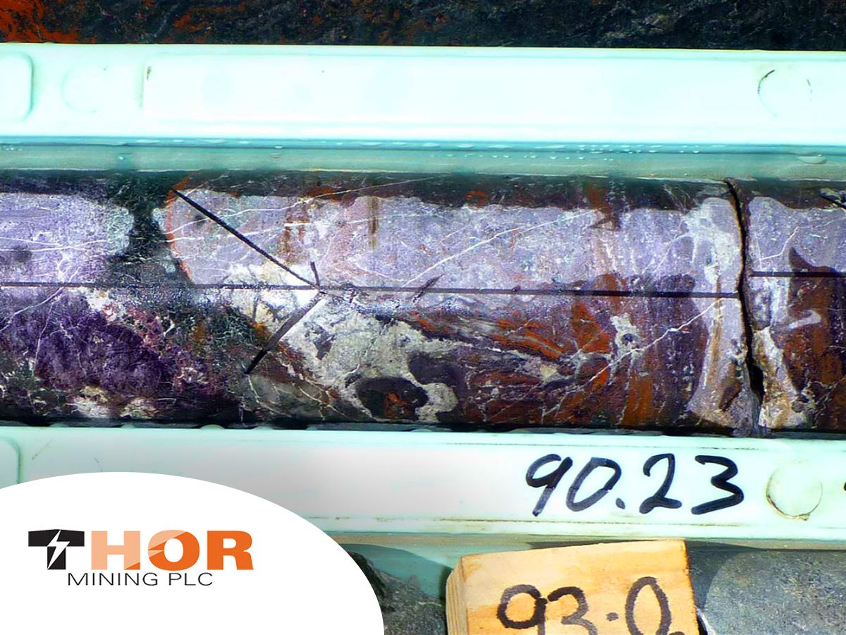 Thor Mining's hot streak continues with strong US lithium drilling results (THR)