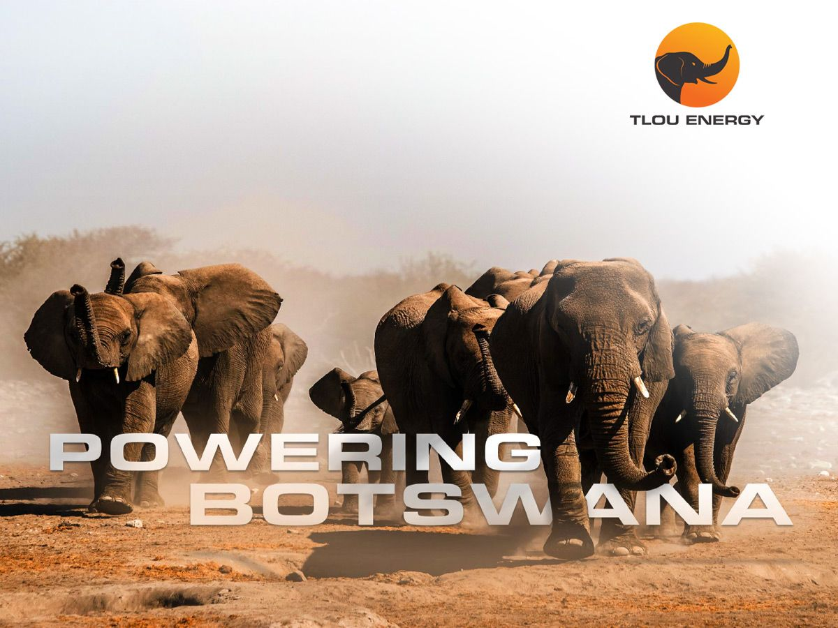 Tlou's 100MW Gas-to-Power project takes 'an enormous step forward' receiving approval from government of Botswana (TLOU)