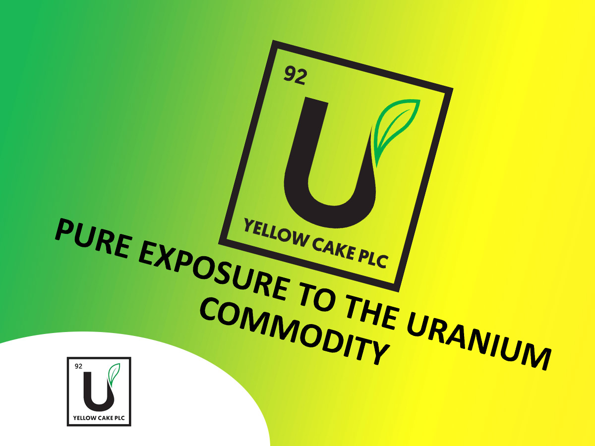 Are the ingredients now in place for Yellow Cake to enjoy a big slice of any future uranium bull market? (YCA)