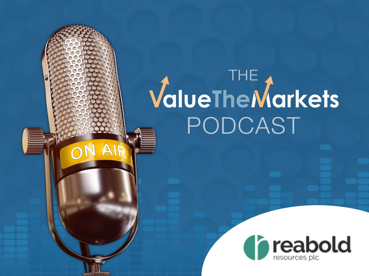 Podcast 005: ValueTheMarkets talks investment strategy and drilling activity with Reabold Resources (RBD)