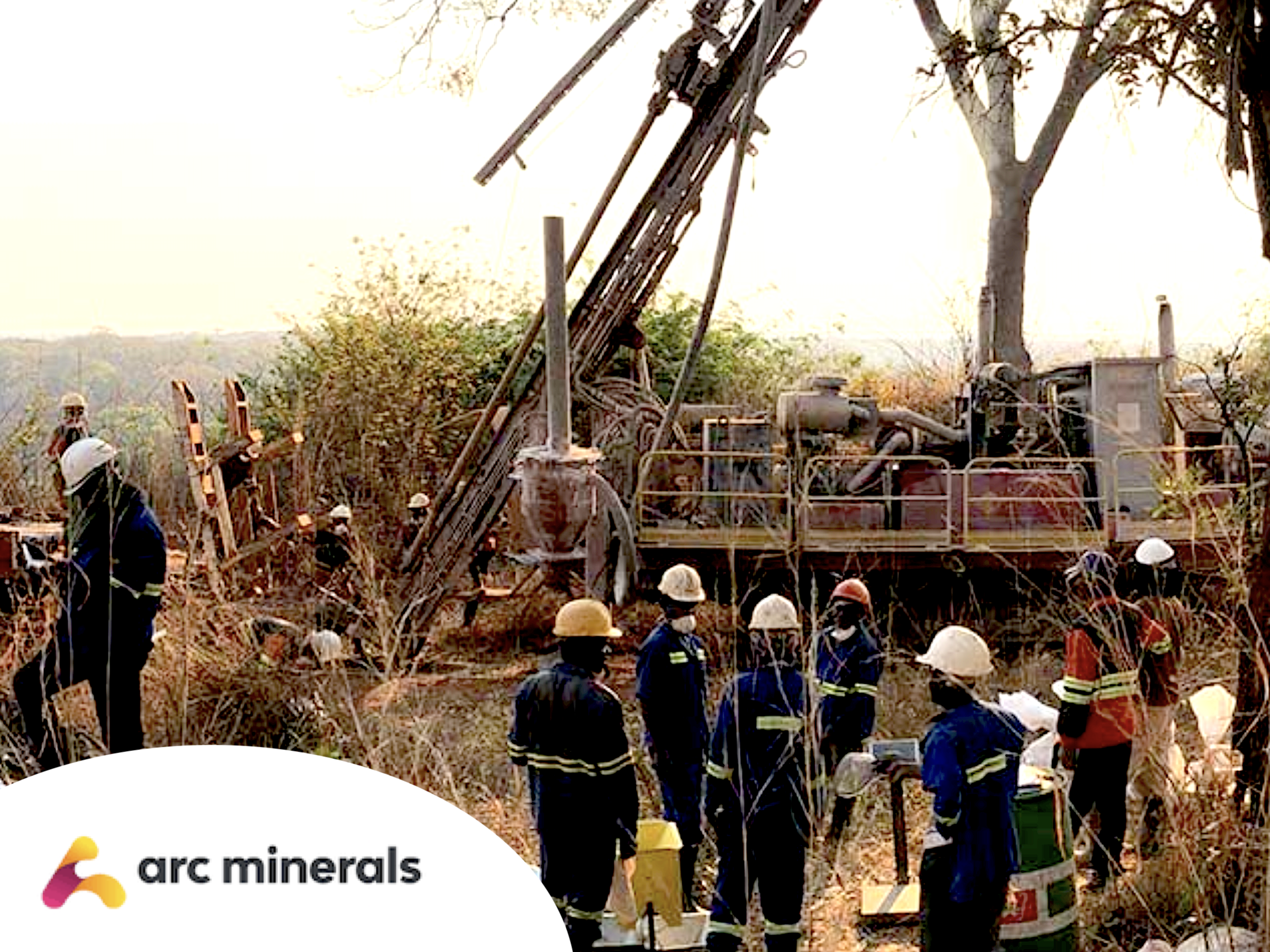 Arc Minerals raises £2m in placing backed by institutions and senior management (ARCM)