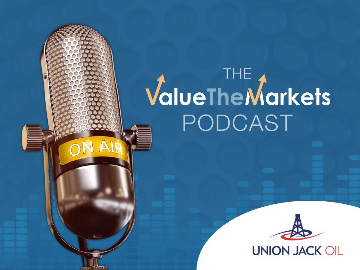 AUDIO INTERVIEW: ValueTheMarkets Podcast 0012 – David Bramhill of Union Jack Oil (UJO)