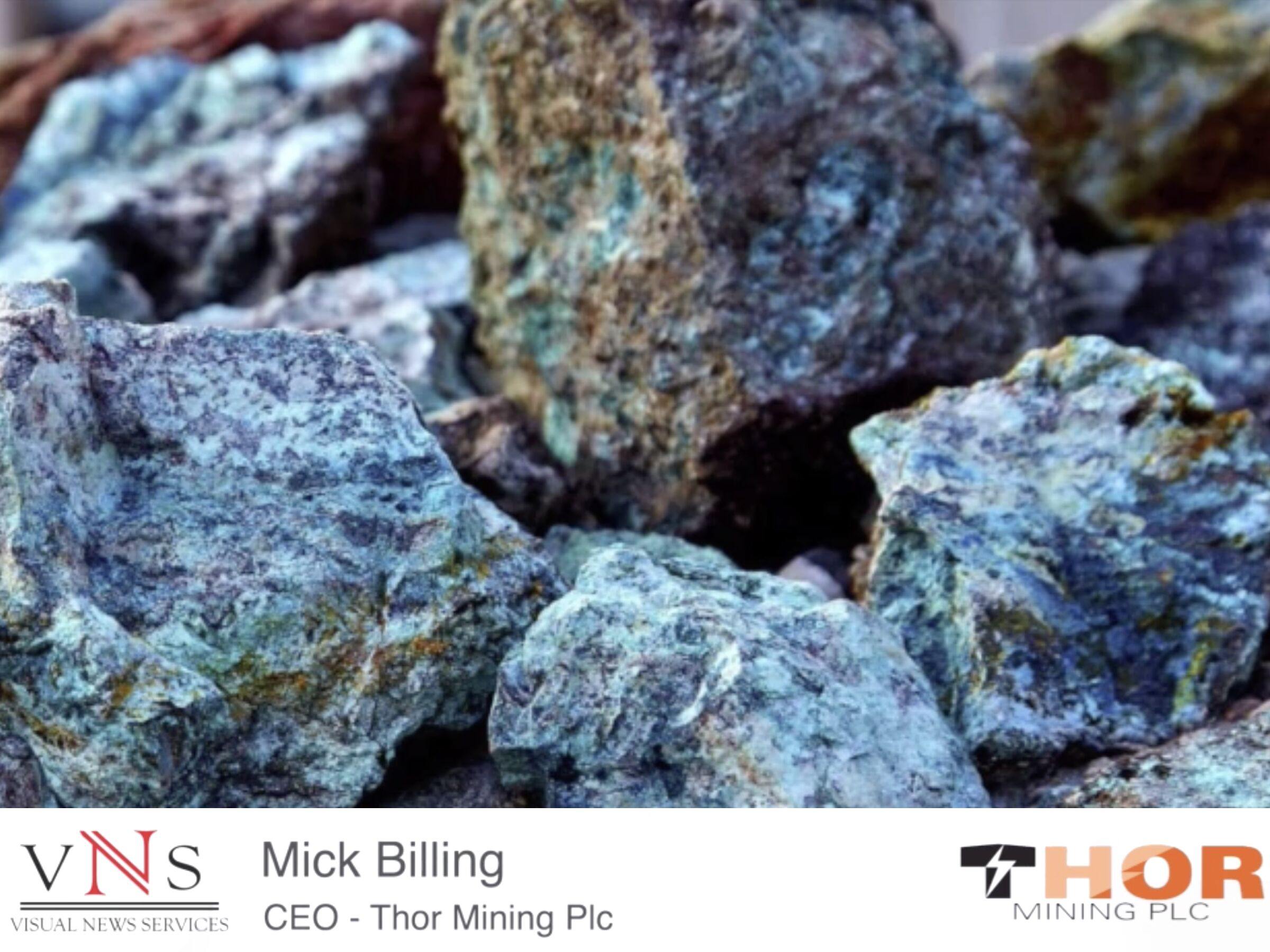 VIDEO: Thor Mining's Mick Billing on what to expect next at Moonta following resource reveal (THR)