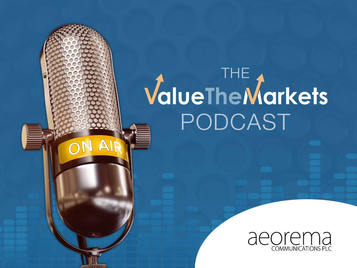 ValueTheMarkets Podcast 023 – with Steve Quah and Andrew Harvey of Aeorema Communications (AEO)