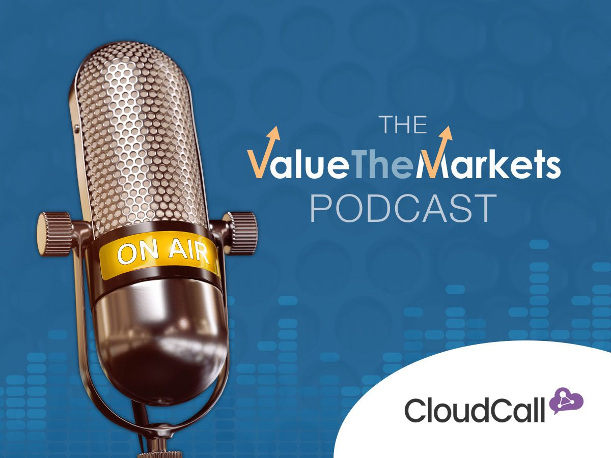 ValueTheMarkets Podcast 026 – with Simon Cleaver, CEO of CloudCall Group (CALL)