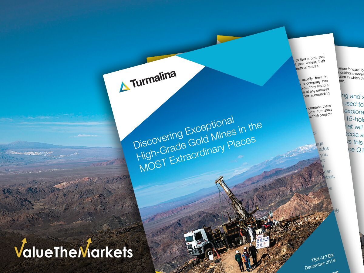 EXCLUSIVE REPORT DOWNLOAD – Turmalina Metals' (TSX-V:TBX) inspired key to unlocking South America's next major gold discovery