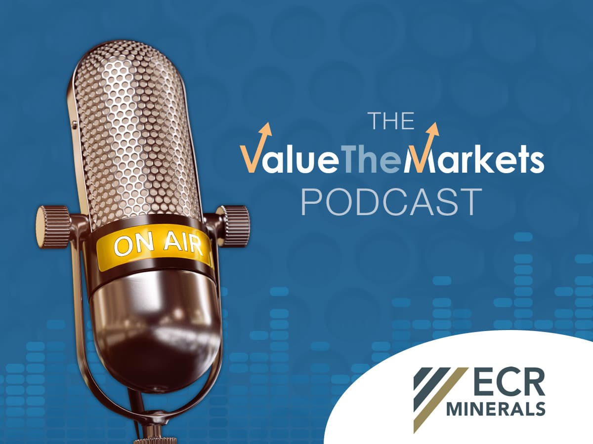 ValueTheMarkets Podcast 035 – with Craig Brown, CEO of ECR Minerals (ECR)