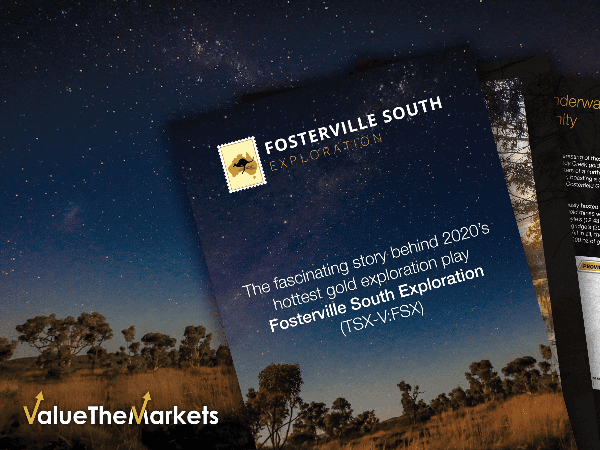 REPORT: Fosterville South Exploration – pursuing a new frontier in high-grade gold exploration