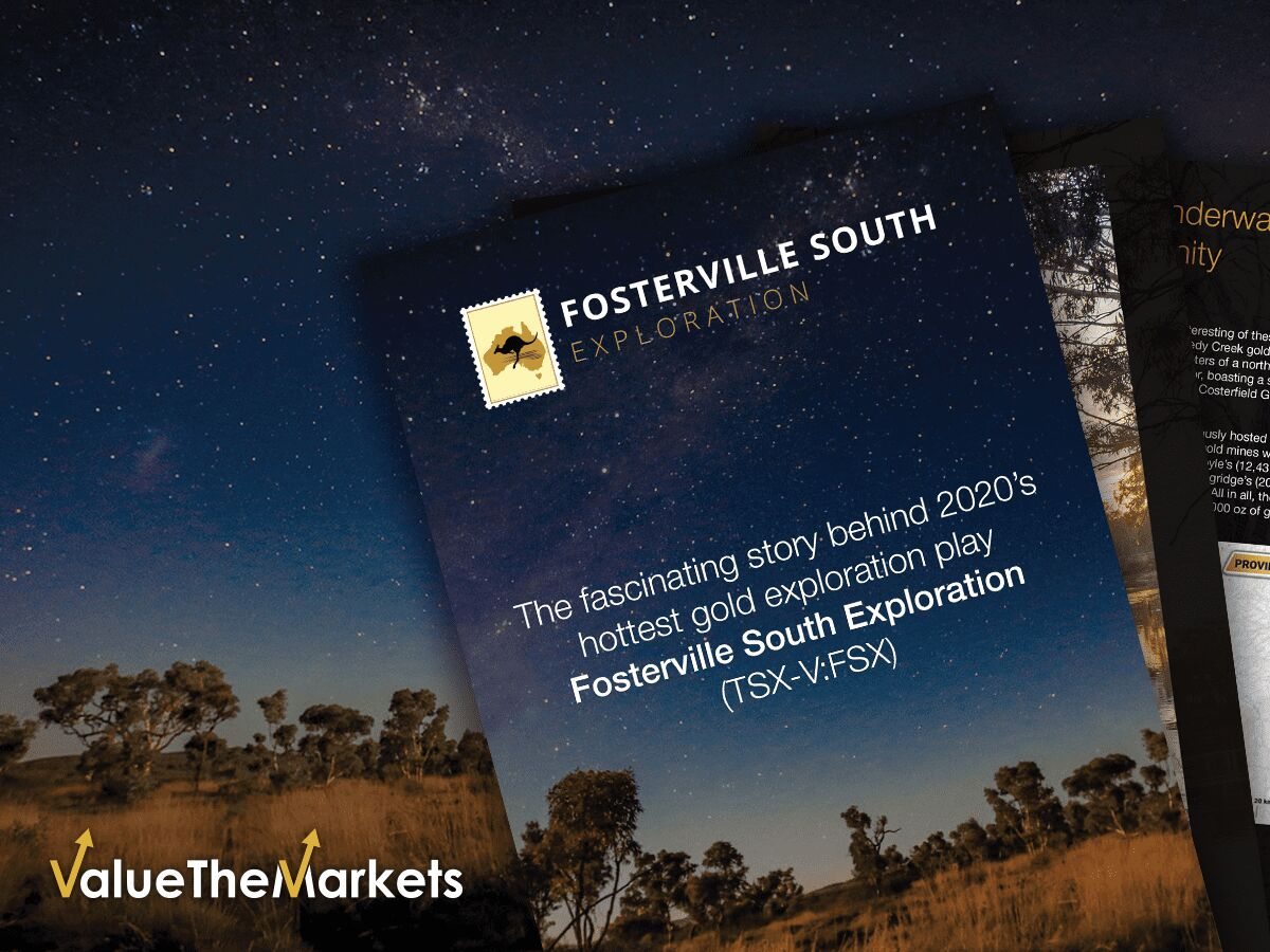 EXCLUSIVE shareholder webinar with Fosterville South Exploration's (TSX.V:FSX) CEO Bryan Slusarchuk