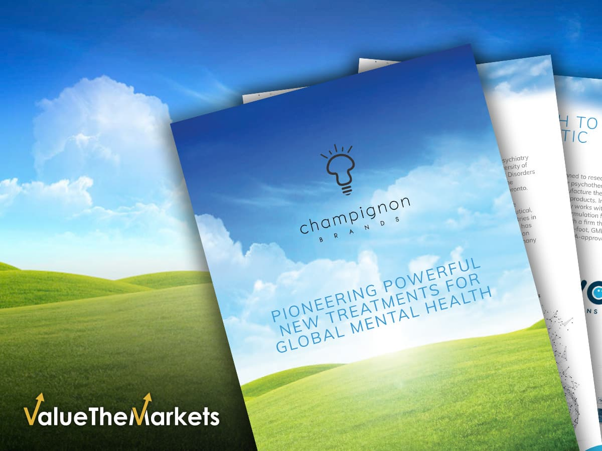 Introducing one of The World's Most Influential Scientific Minds – the inspiration behind Champignon Brands (CSE:SHRM│OTC:SHRMF)