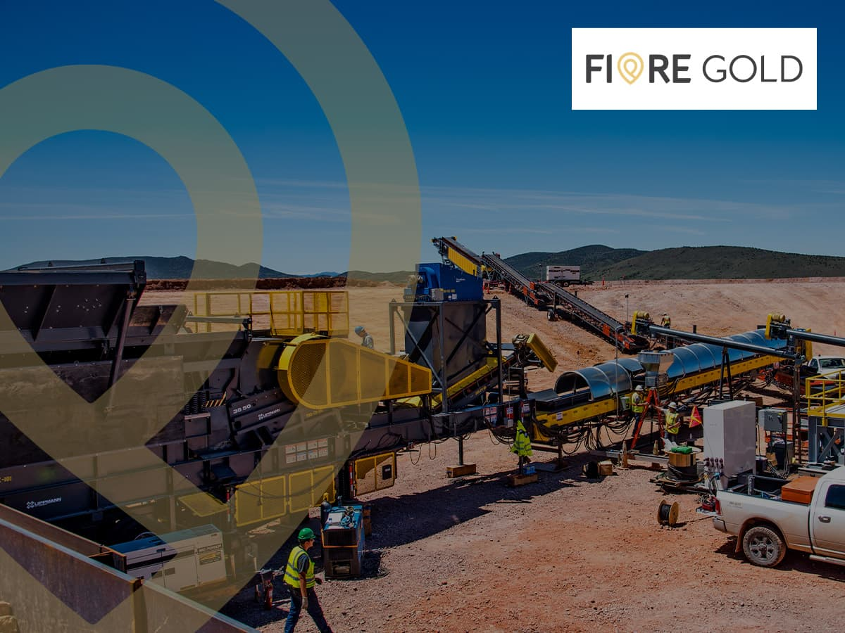 Record Cash Flow Positions Fiore Well To Realize 150,000oz-A-Year Gold Production Target