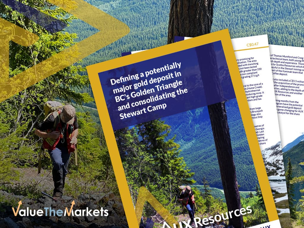 AUX Resources Advance Flagship Asset In Highly Prospective Gold Region