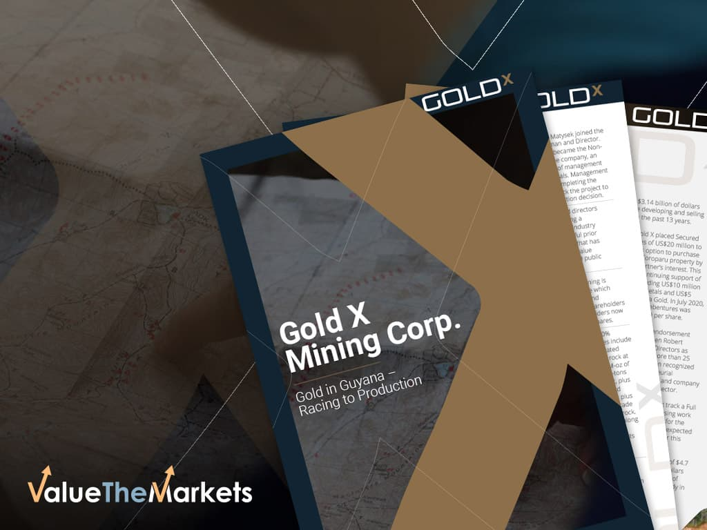 Discover How Gold X Mining Is Leveraging Its Resource To A Major Gold Bull Run