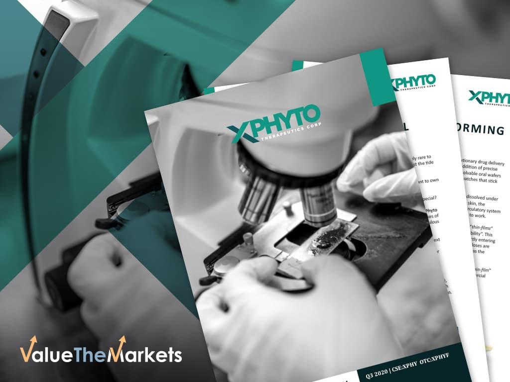 Special Report: 6 Reasons Why XPhyto Therapeutics Can Enhance Your Portfolio – (CSE:XPHY | OTC:XPHYF | FSE:4XT)