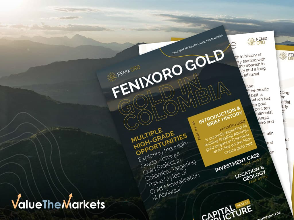 FenixOro Gold Corp – The World's Best Address In One Of The Most Prolific Gold Belts