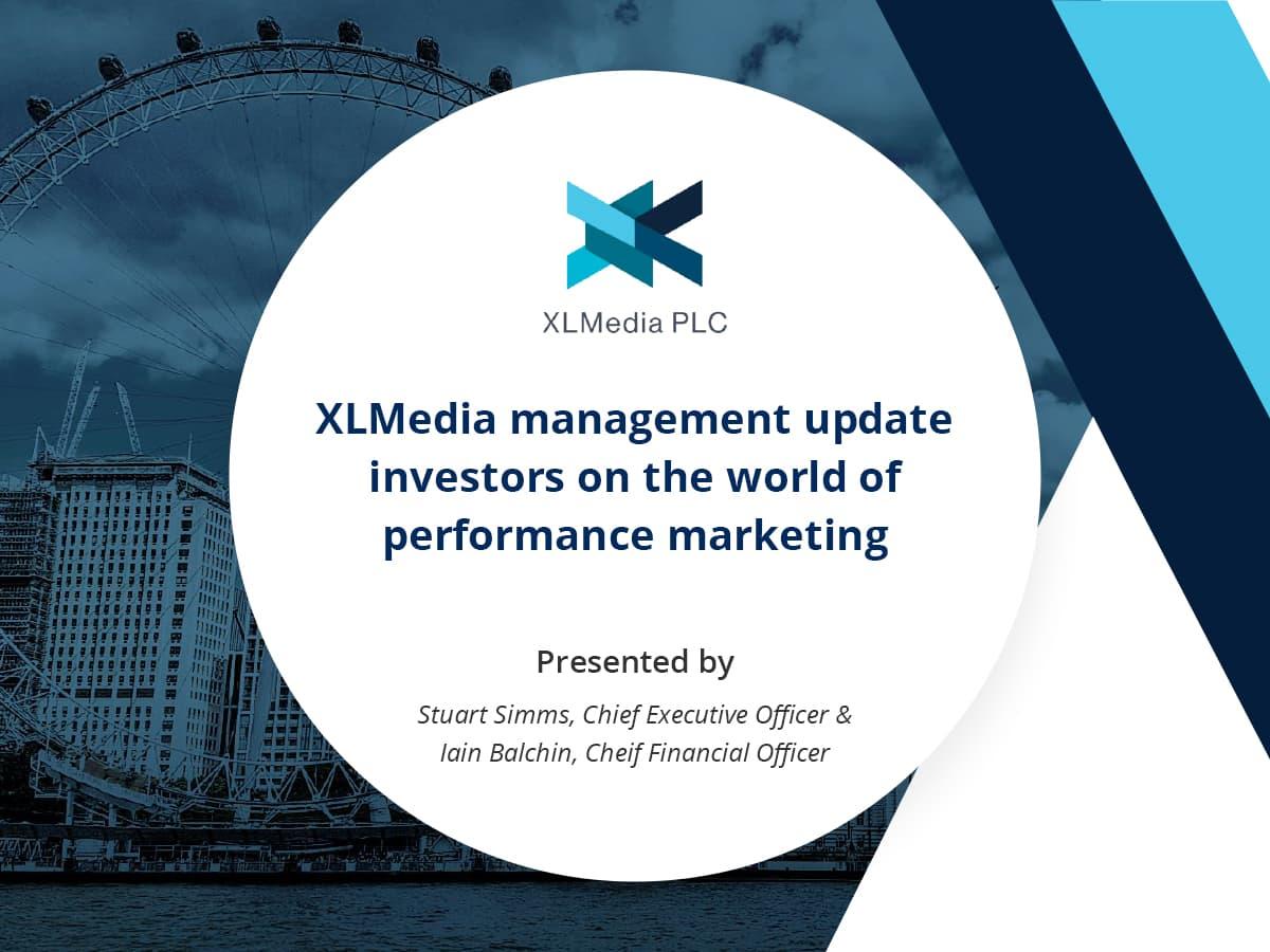 VIDEO: XLMedia management update investors on the world of performance marketing