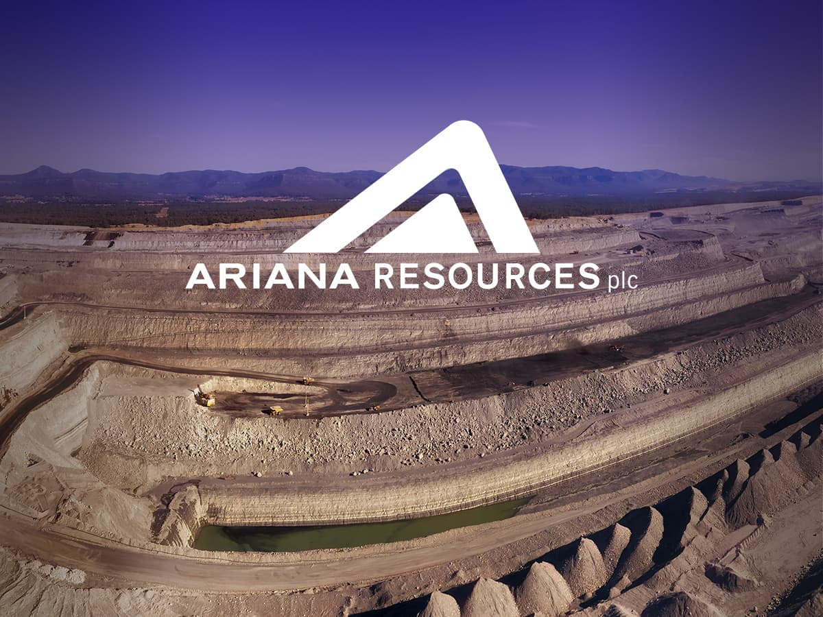 Ariana Resources Releases Mineral Resource Estimate for Cyprus Magellan Project