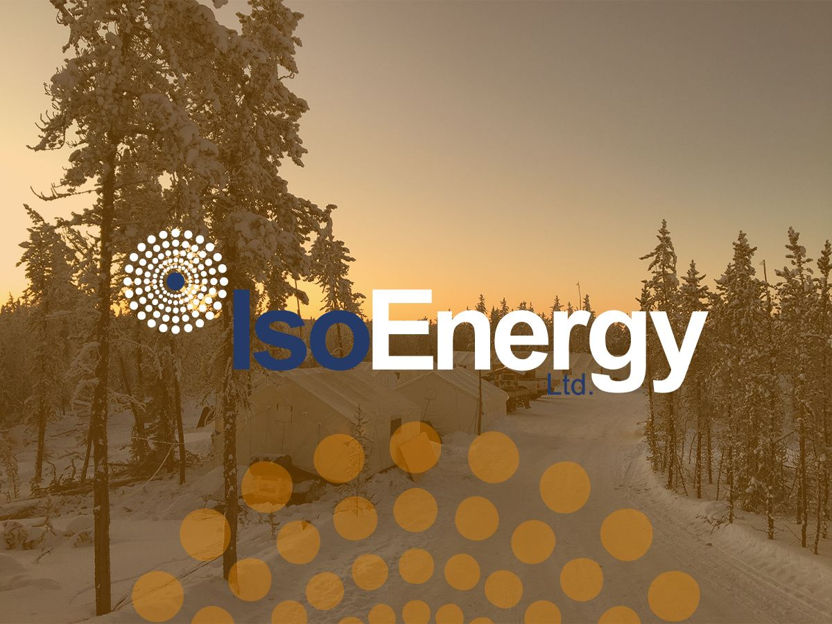 Breaking News: Additional High-Grade Uranium Assays reported at IsoEnergy's Southern Extension Drill Holes
