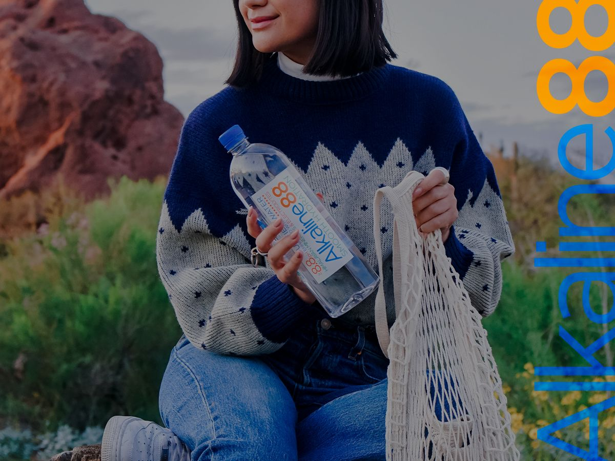 Undervalued Alkaline Water Company outpacing the competition with strong revenue growth and exciting new sales channels