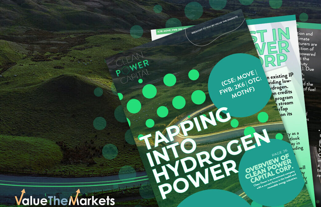 Clean Power Capital Corp: Fueling the Next Chapter of the EV Boom in 2021