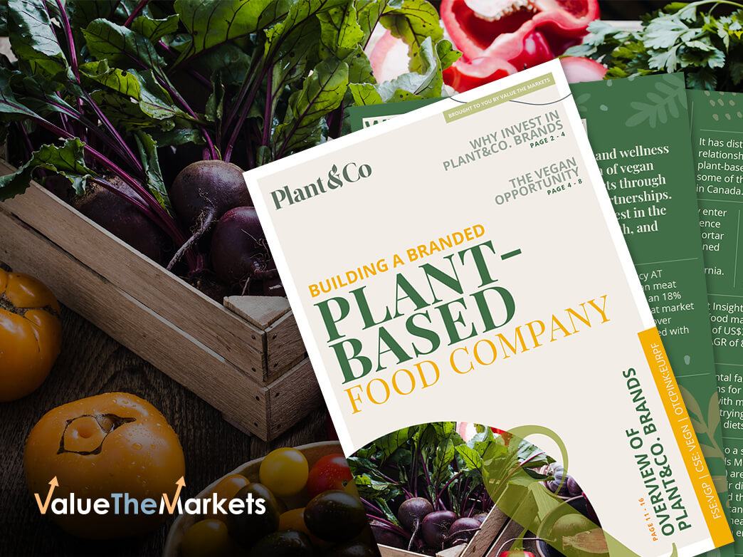 Tactful Acquisition Could Lead To The Exponential Growth Of This Plant-Based Company