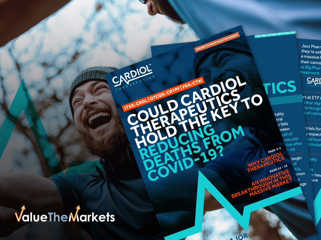 How Cardiol Therapeutics Could Help Save the Most Vulnerable from Dying of COVID-19