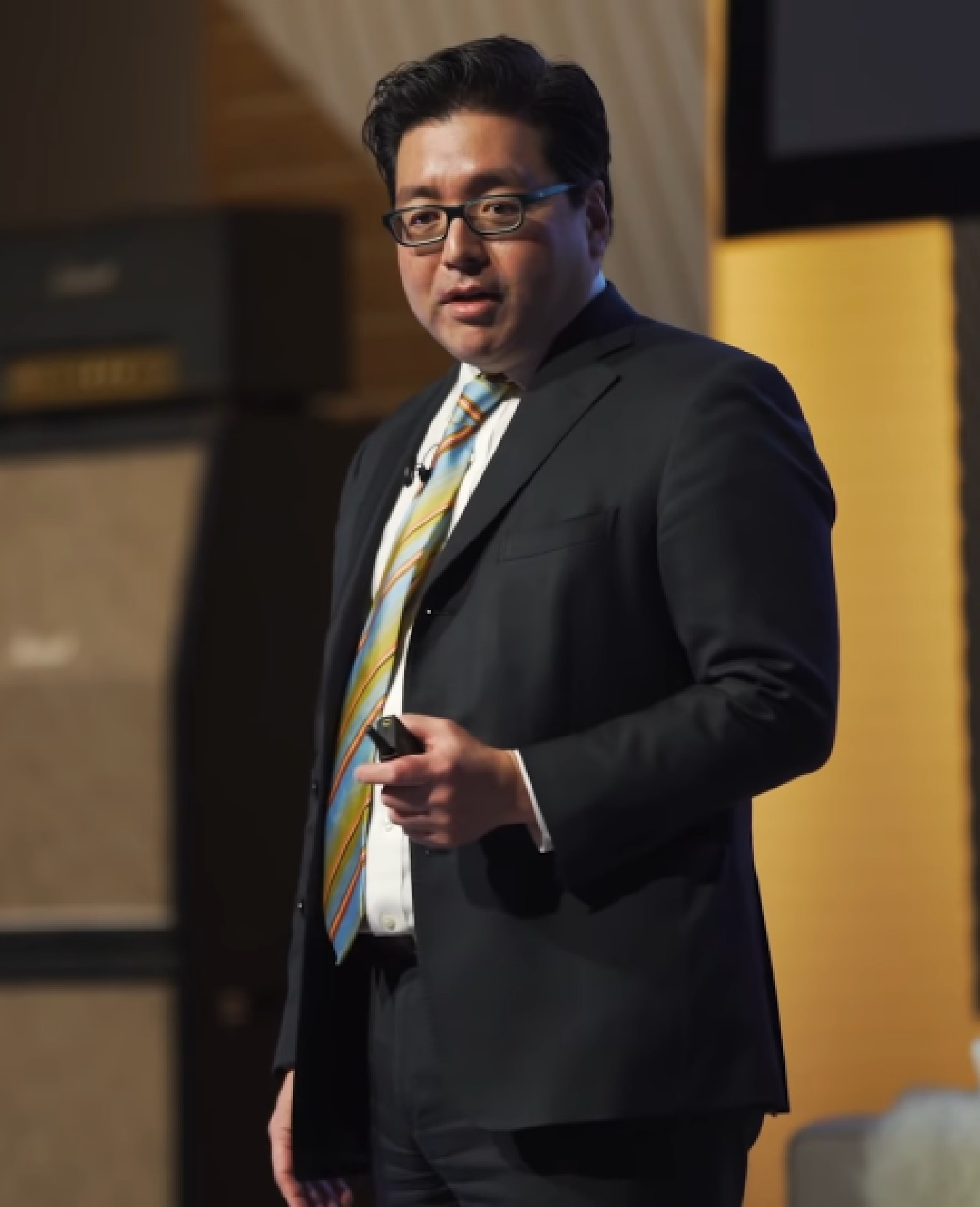 Tom Lee, former Chief Equity Strategist at global investment bank JPMorgan