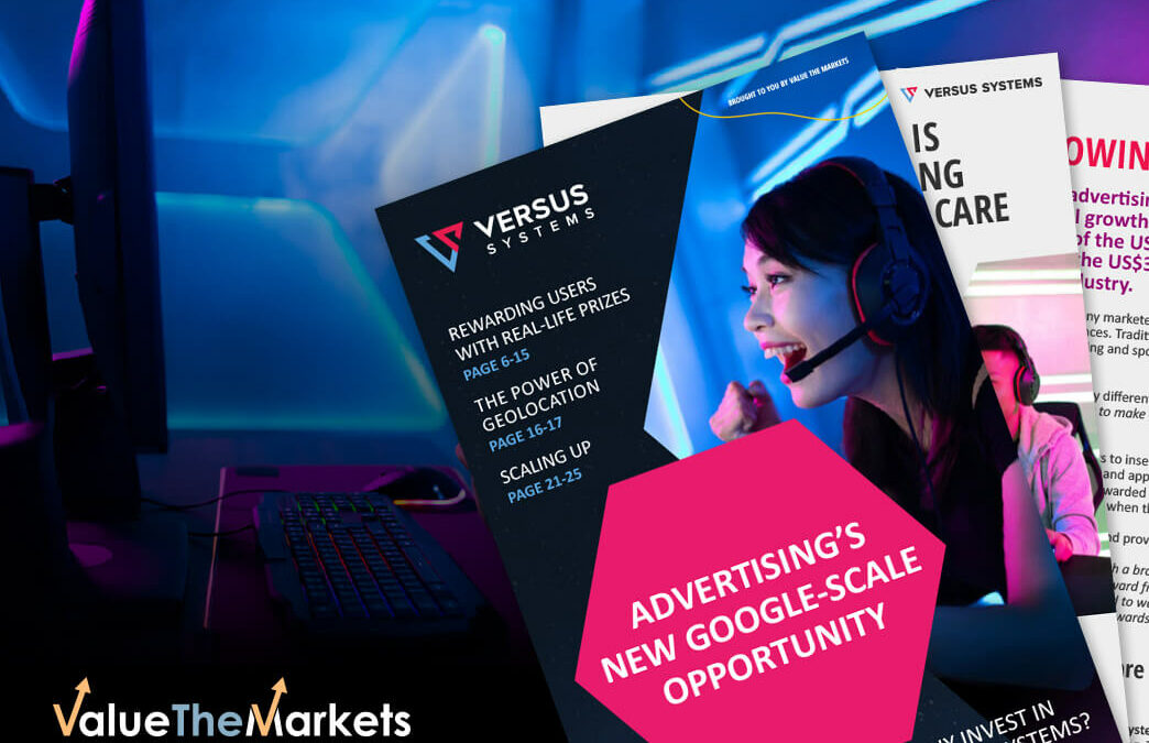 Versus Systems Poised To Scale Up With The Most Powerful Ad Technology Since Google AdWords