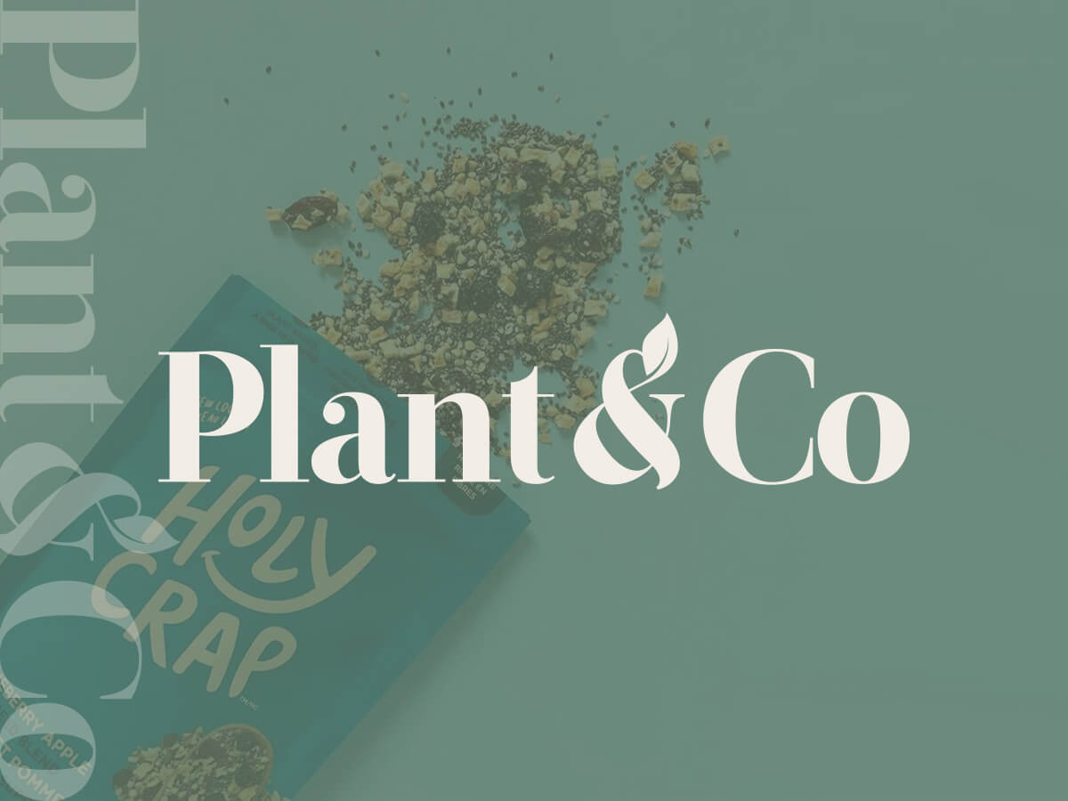 Plant&Co's Holy Crap Breakfast Cereal Expands Distribution into Greater Toronto Area Through Relationship with YamChops
