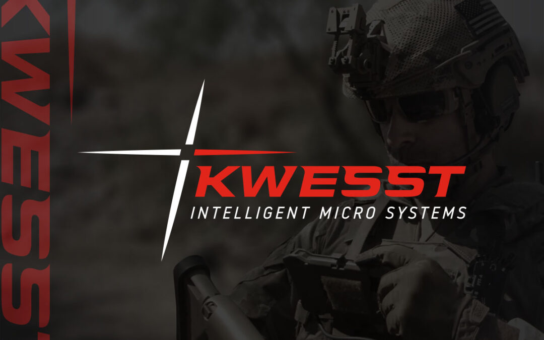 KWESST announces filing of provisional patent for non-lethal munitions technology system