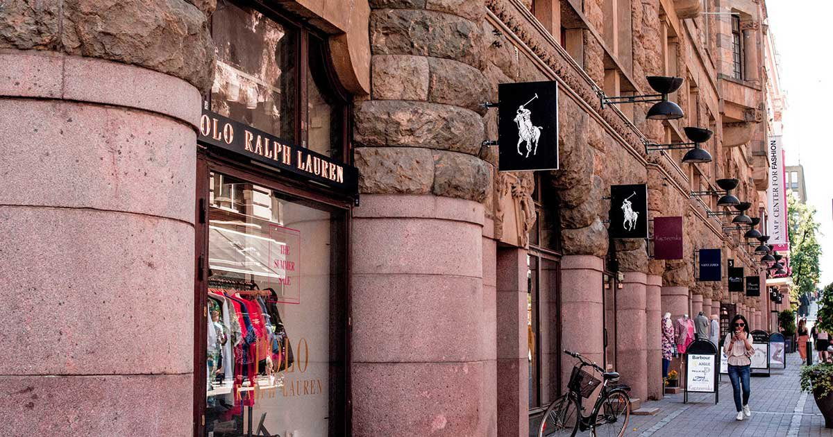 Could Ralph Lauren be the next fashion brand to be taken over?