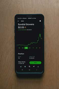 Sundial Growers stock pops to $2.05  Via: Techdaily.ca  #stocks #sndl # #finance #cannabis #weedstocks