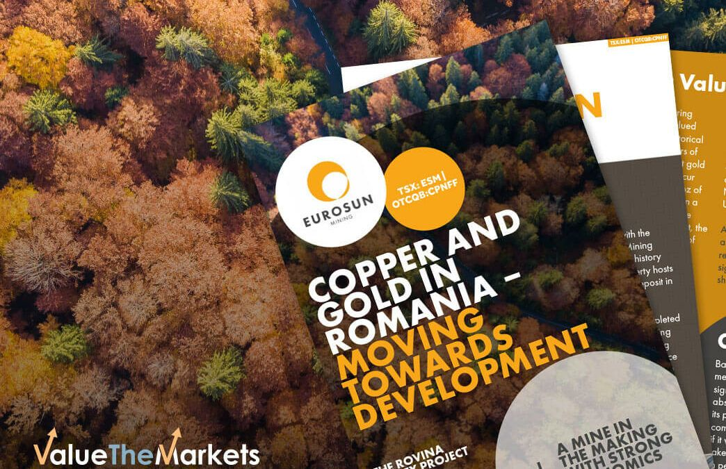 Euro Sun Mining: Massive Upside in Europe's 2nd Largest Undeveloped Mining Project