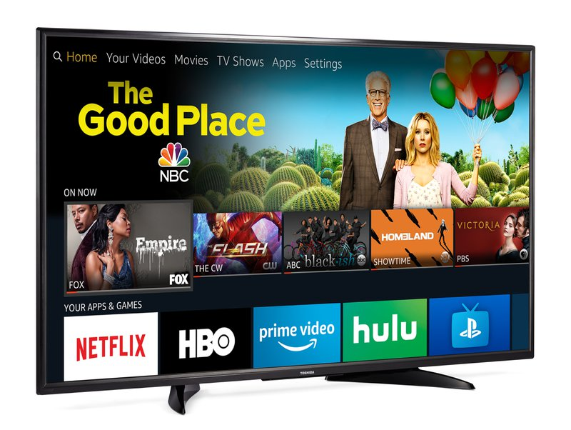 Amazon Fire TV Netflix Prime