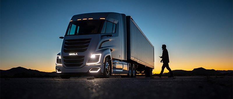 Nikola truck founder sells shares