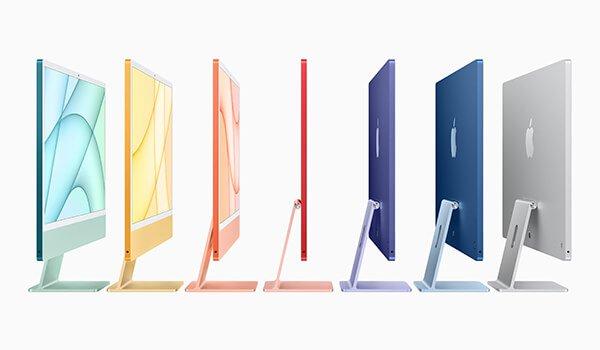 Apple $AAPL new iMac range 2021