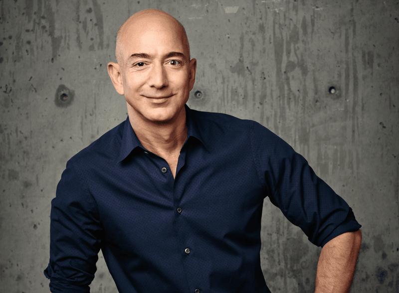 Amazon CEO Jeff Bezos stepping down 2021