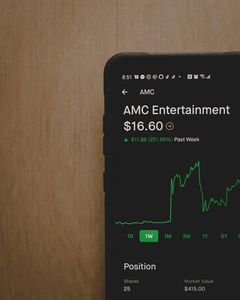 AMC Stock (IG: @clay.banks)