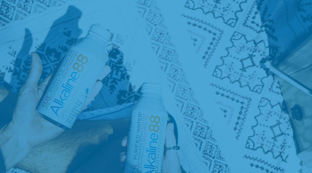 Why The Alkaline Water Company's New Partnership Could Unlock New Growth In This $1 Billion Market