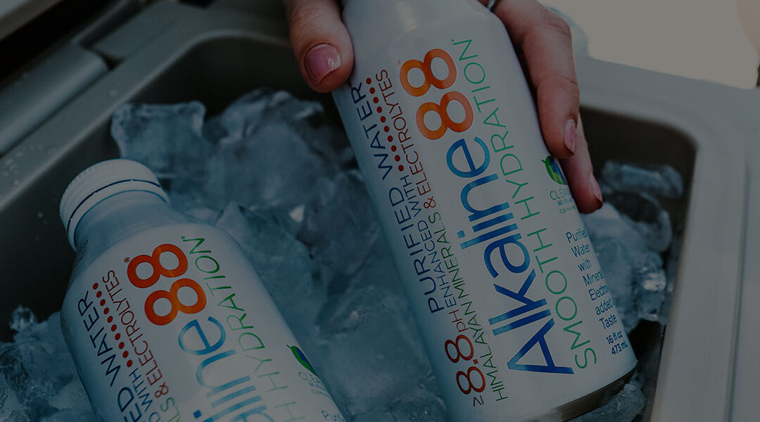Hall of Fame Brand Ambassador Helping The Alkaline Water Company Become a Global Brand